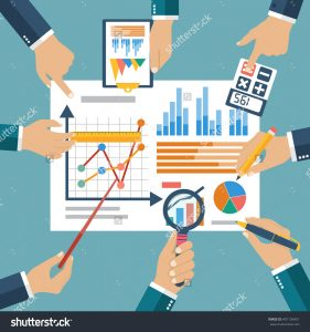 stock-vector-finance-report-concept-flat-style-vector-financial-management-profit-strategy-investments-401136451